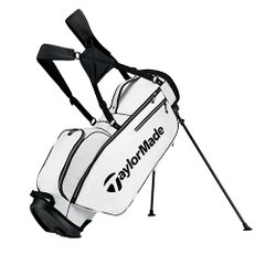 Сумка для гольфа TaylorMade TM 5.0 white stand bag