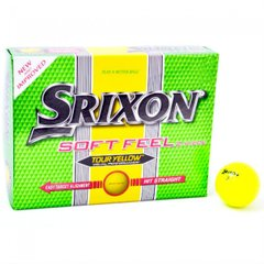 Мячи Srixon Yellow Golf Balls