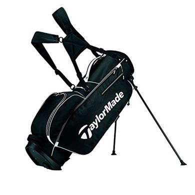 Сумка для гольфа TaylorMade TM 5.0 black stand bag