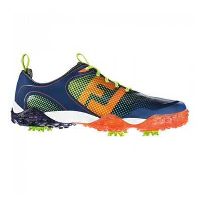 Мужская обувь FootJoy Freestyle Golf Shoes Orange