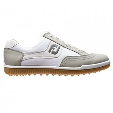 Мужская обувь FootJoy GreenJoys Athletic Spikeless White