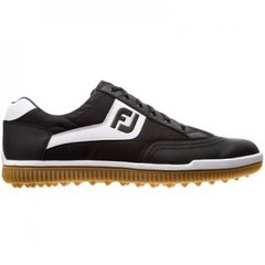 Мужская обувь FootJoy GreenJoys Athletic Spikeless Black