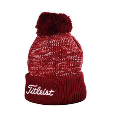 Шапка Titleist Winter Beanie Red